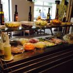 Foto de Cantina im Olympiastutzpunkt - Sports Food Restaurant