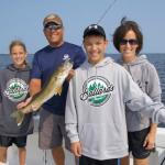 Family FUN on Guided Fishing Trips at Ballard's Resort