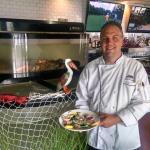 Chef Derek Sliz who turned around this spot in a month