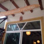Desayunando delicioso en la tortilleria