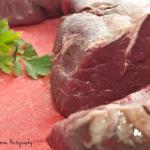 Prime English fillet beef