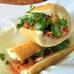 Cajun Shrimp Sandwich