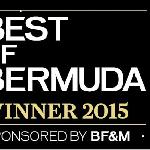 award of excellence best restaurant in Bermuda 2015 and most friendliest wait staff