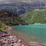 Glacier National Park Campgrounds Photo