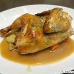Tender 1/2 Rotisserie Chicken ($18)