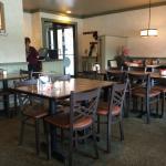 Lucian's Interior Dining Room
