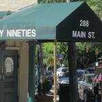 Gay Nineties Pizza Co, Main Street, Pleasanton, Ca