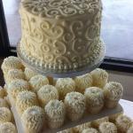 Wedding display at Gigi's Knoxville/Turkey Creek