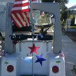 Golf cart parades