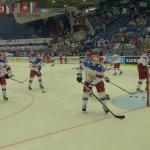 Раскатка сборной России ЧМ-2015