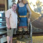 hubbs and the Viking-ess