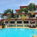 Hotel Artrium Poolbereich