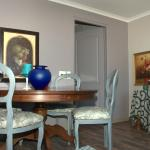 Dieu Donne dining table