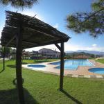 Camping Gironella Foto
