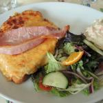 Welsh rarebit in Wales
