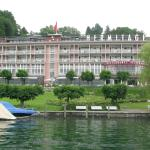 Foto de Seehotel Hermitage Luzern