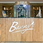 Banny's Restaurant, Colne - Foyer