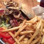 HangOver Burger w/ Fries