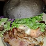 Chicken Yannkee burger