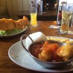 No complaints, good portions