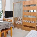 Living room / sleeping room