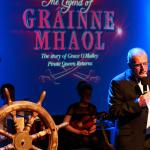 The opening night of the Gráinne Mhaol show 2015