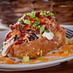 Loaded Baked Potatoe