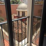 Balcony - Central Athens Hotel Photo