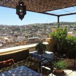 Medina vue de la terrasse