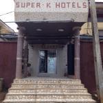 Super K Hotel resmi