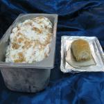 Gelato al kataifi, gusto greco