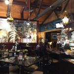 Bar area in the Gambling Cowboy