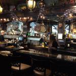 The Bar area/Restaurant