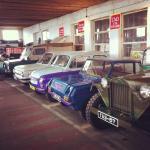 Museum Retro Automotor-Equipment of the Ussr