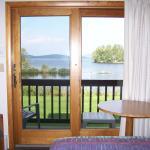 Balcony Motel Room View