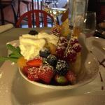 Un repas digne de l'adresse et de superbes desserts à découvrir merci pour ce moment !