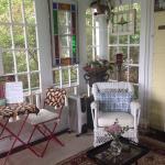 Sun porch/parlor