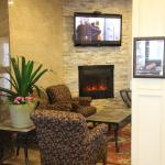 Lobby, Ramada Lethbridge  |  1303 Mayor Magrath Drive South, Lethbridge, Alberta T1K 2R1, Canada