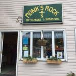 Foto de Monk's Rock Coffeehouse and Bookstore