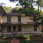 Original house of the Shuford