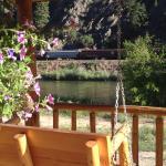 Foto de Quinn's Hot Springs Resort