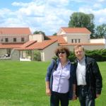 Archaeological Park Carnuntum Foto