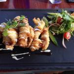 Tempura Fried Chicken
