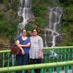 fountain view in darjeeling