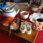 #3 Salmon Plate