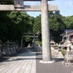 Toishi-Hachiman-Gu Shrine