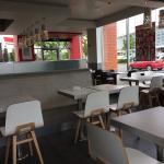 KFC Long Eaton Interior June 2015