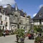 Place du Puits à Rochefort-en-Terre