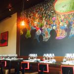 Flamenco wine dinner