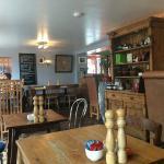 La Croix Guerin Cafe interior
